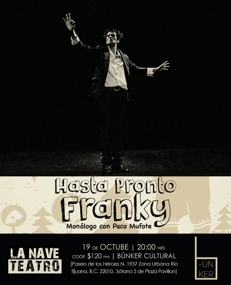 Hasta Pronto Franky
