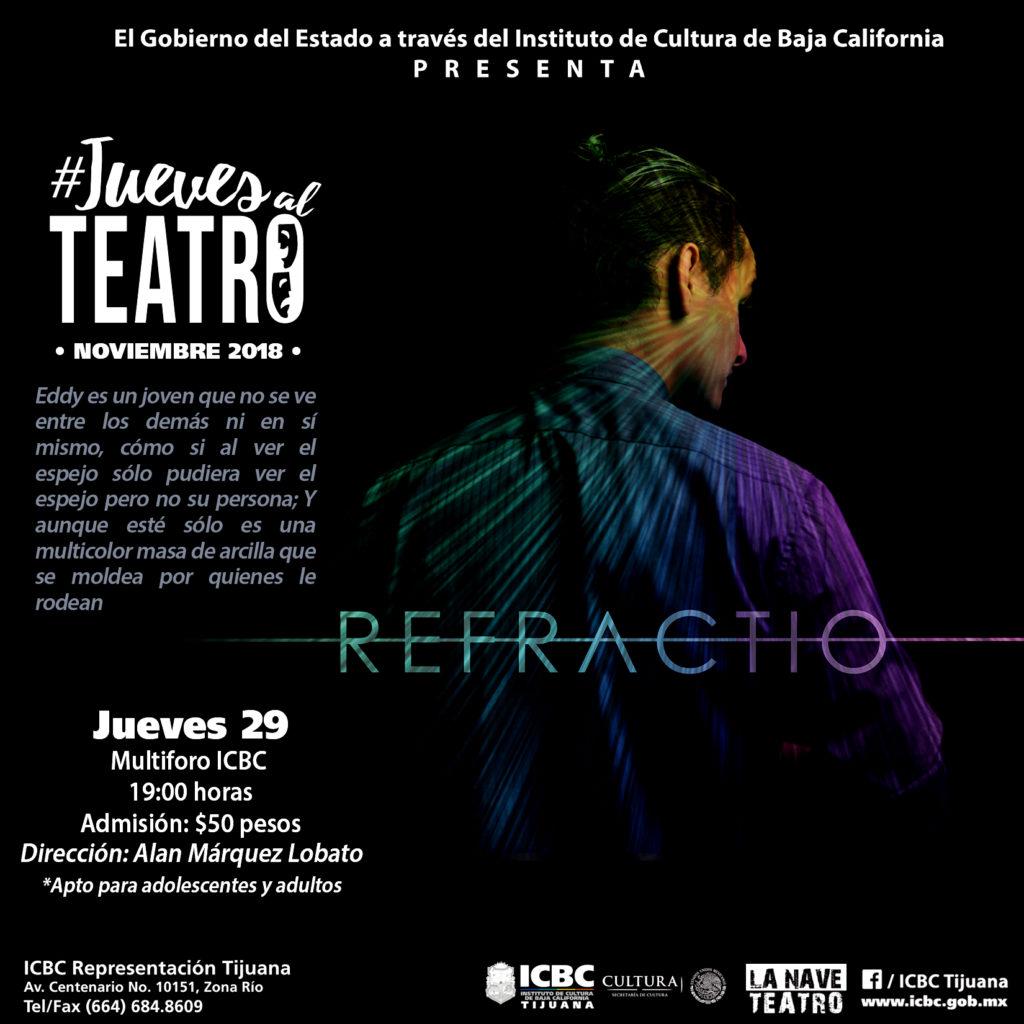 Refractio en ICBC Tijuana